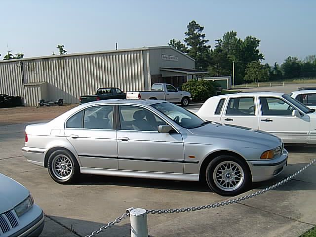 2000 BMW 5 series Heritage FX4 Supercrew