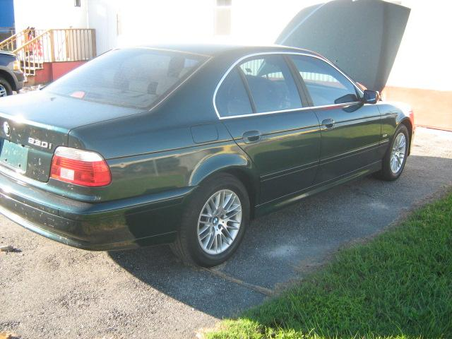 2002 BMW 5 series Luxury Premier