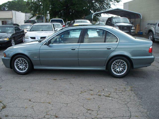 2002 BMW 5 series Luxury Premier