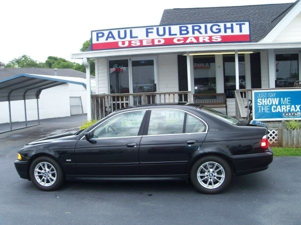 2003 BMW 5 series I6 Turbo