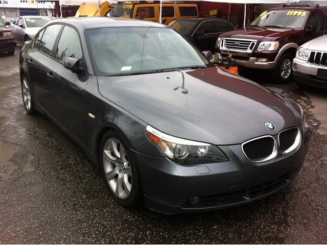 2006 BMW 5 series Luxury Premier