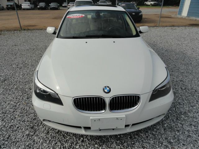 2007 BMW 5 series I6 Turbo
