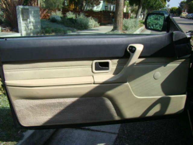 1985 BMW 6 series SLT Reg. Cab