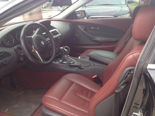 2004 BMW 6 series Mega-short-slt-srw-5.9l Diesel-4wd-1 Owner
