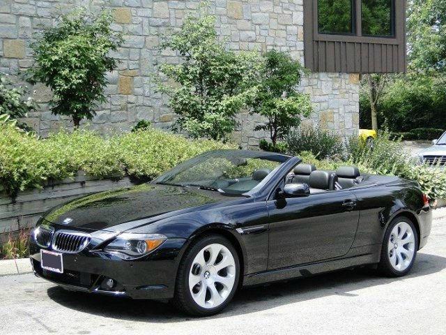 2006 BMW 6 series Tiger