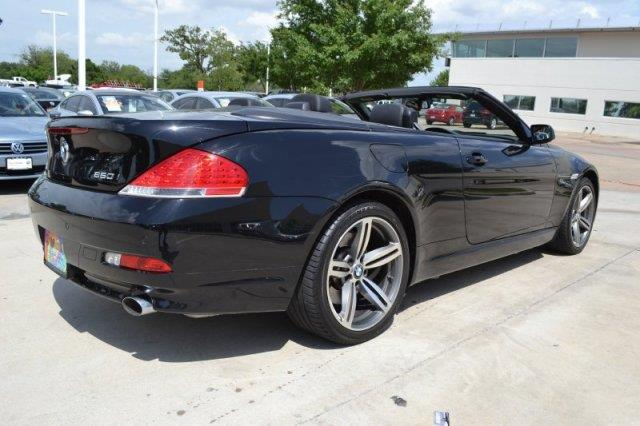 2007 BMW 6 series 750li Xdrive 1-ownerawdnavigation Sedan