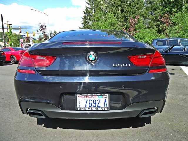 2012 BMW 6 series 4dr 2.5L Turbo W/sunroof/3rd Row AWD SUV