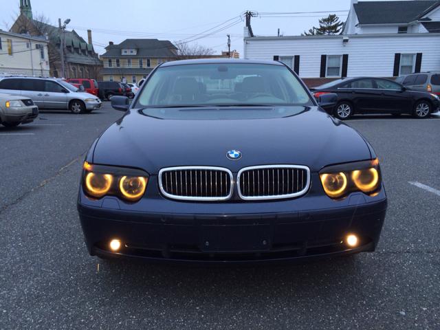 2002 BMW 7-Series XLT 4x4 W/leather