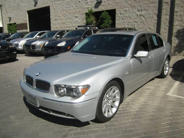 2002 BMW 7-Series Givanchy