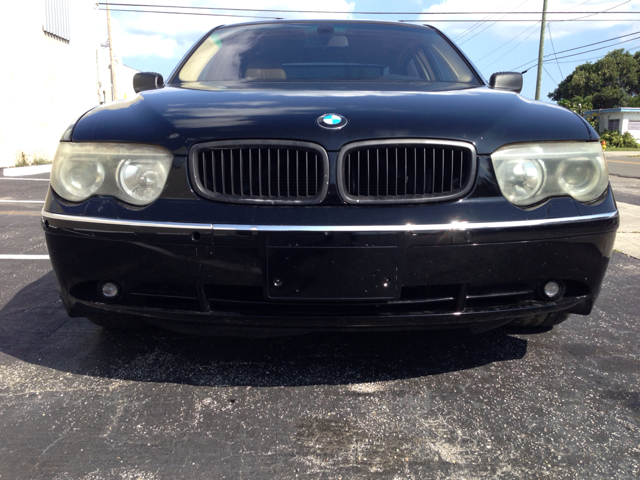 2003 BMW 7-Series Givanchy