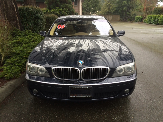 2006 BMW 7-Series Recreational