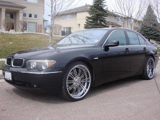 2003 BMW 745i