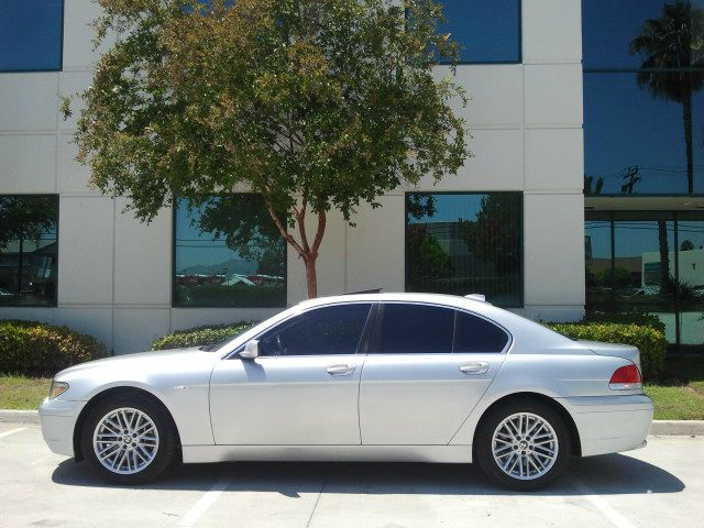 2004 BMW 745i Limited RS