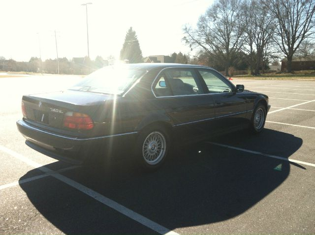 1997 BMW 7 series 3 Quad Coupe 2D
