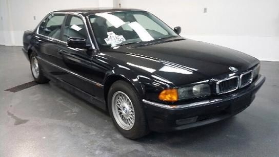1997 bmw 7 series 3 quad coupe 2d details newark nj 07104. Black Bedroom Furniture Sets. Home Design Ideas
