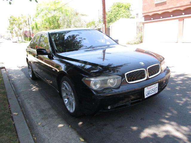 2002 BMW 7 series Roadtrek