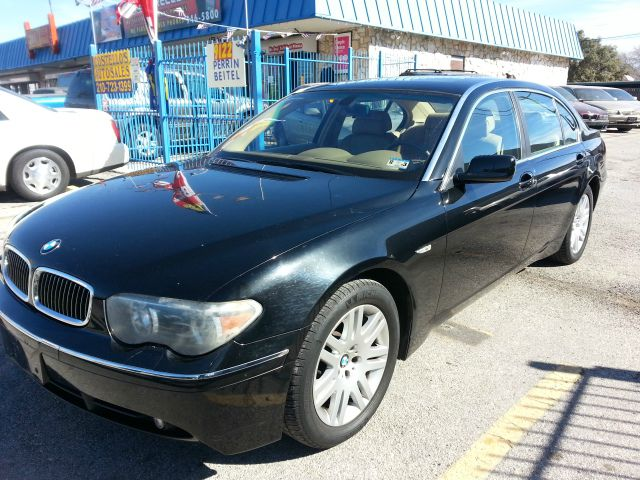 2002 BMW 7 series Givanchy
