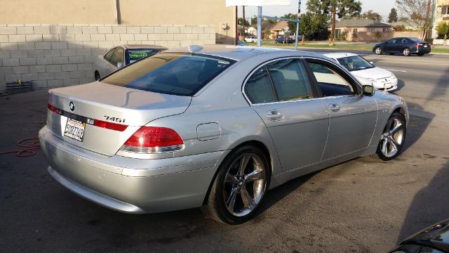 2003 BMW 7 series XLT 4x4 W/leather