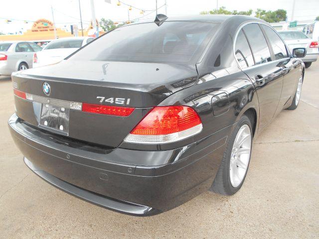2003 BMW 7 series Roadtrek