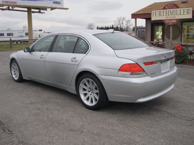 2004 BMW 7 series Givanchy