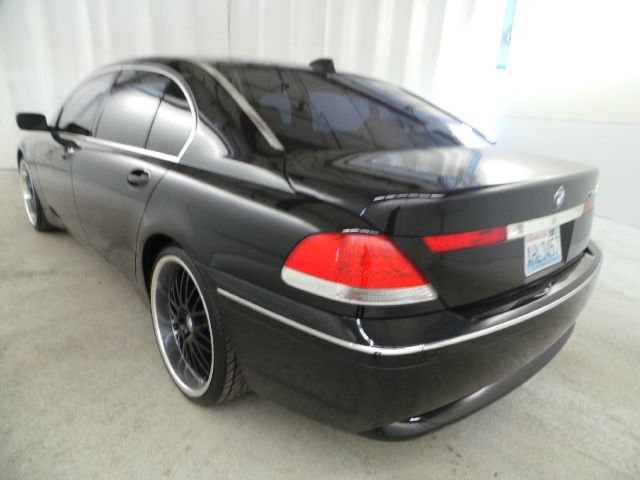 2004 BMW 7 series 4dr Tiptronic