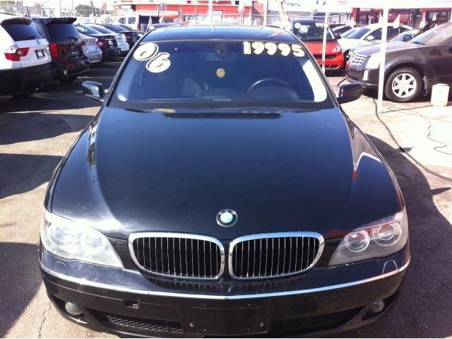 2006 BMW 7 series Recreational