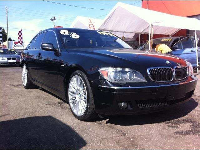 2006 BMW 7 series Recreational