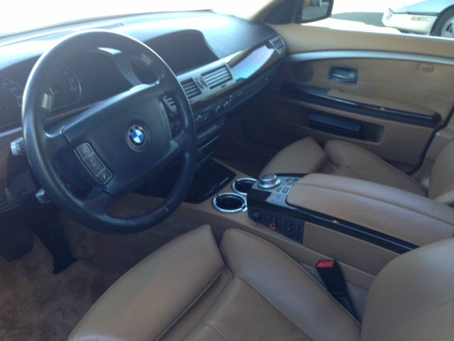 2007 BMW 7 series 3.2 V6 NAV