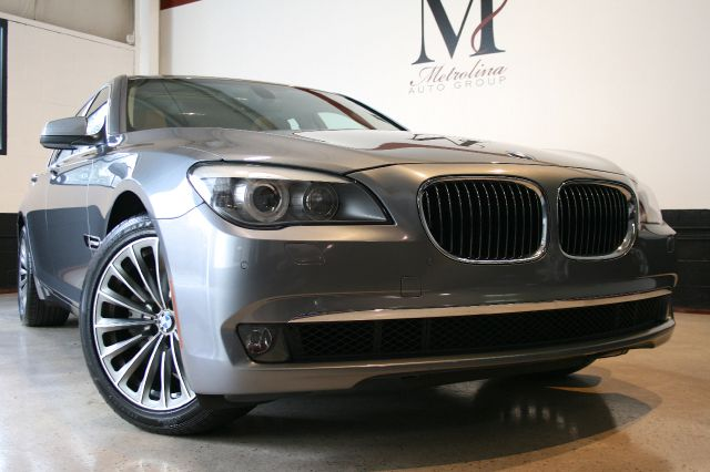 2012 BMW 7 series 3 Quad Coupe 2D