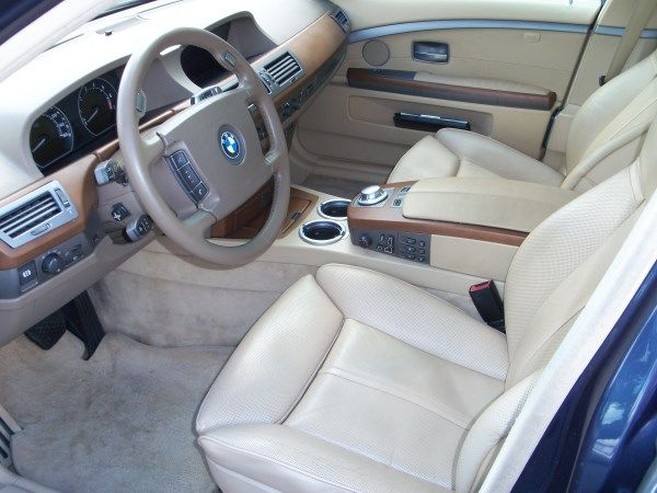 2003 BMW 7 series Givanchy