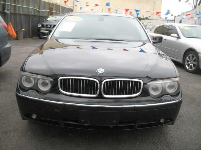 2004 bmw 7 series givanchy details springfield gardens. Black Bedroom Furniture Sets. Home Design Ideas