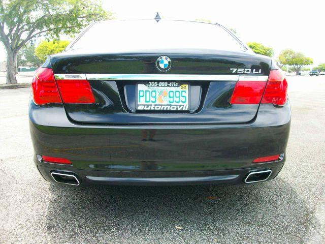 2009 BMW 7 series 3.2 V6 NAV