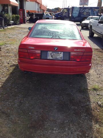 1994 BMW 8-Series 4WD 4dr V6 S
