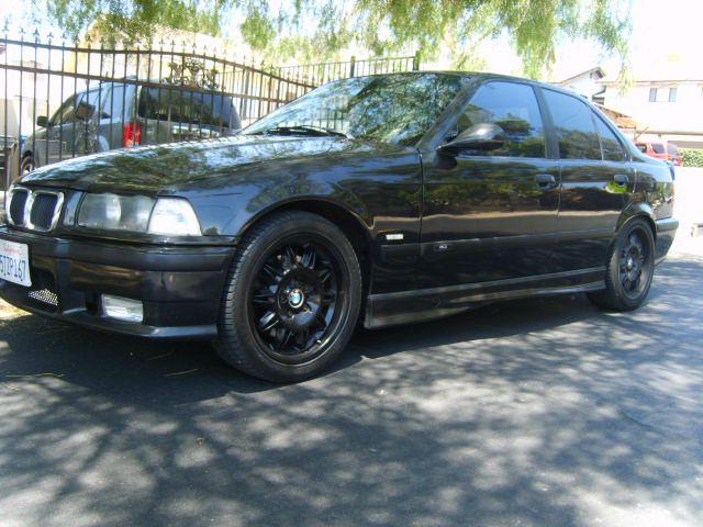 1997 BMW M3 L.T. 4-w.d. 5.3L