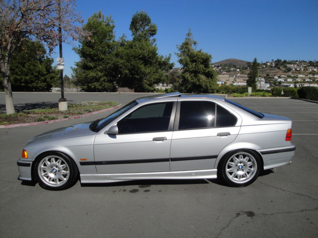 1998 BMW M3 3.5tl W/tech Pkg