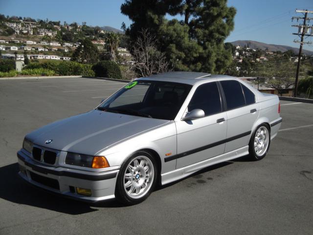 1998 BMW M3 3.5tl W/tech Pkg