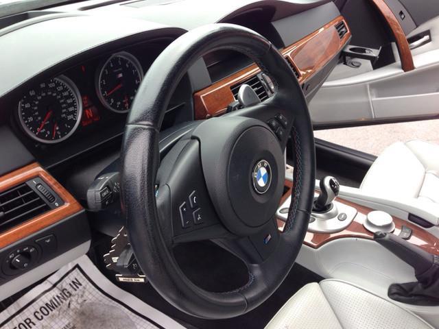 2006 BMW M5 GL Manual W/siab