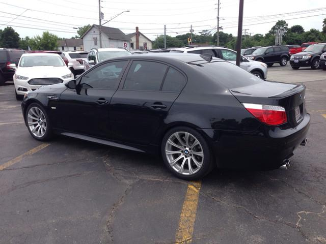 2006 BMW M5 GL Manual W/siab