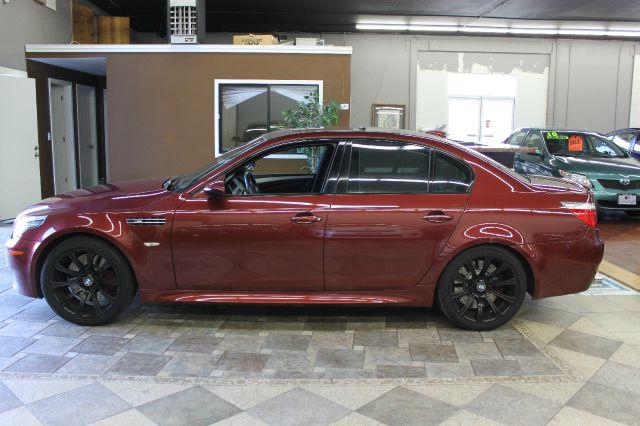 2008 BMW M5 GL Manual W/siab