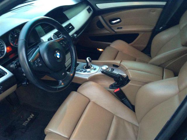 2008 BMW M5 3.5tl W/tech Pkg