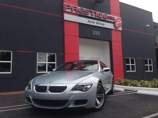 2008 BMW M6 GT Premium