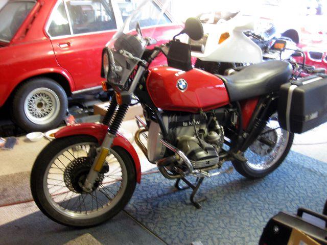 1984 BMW R80ST