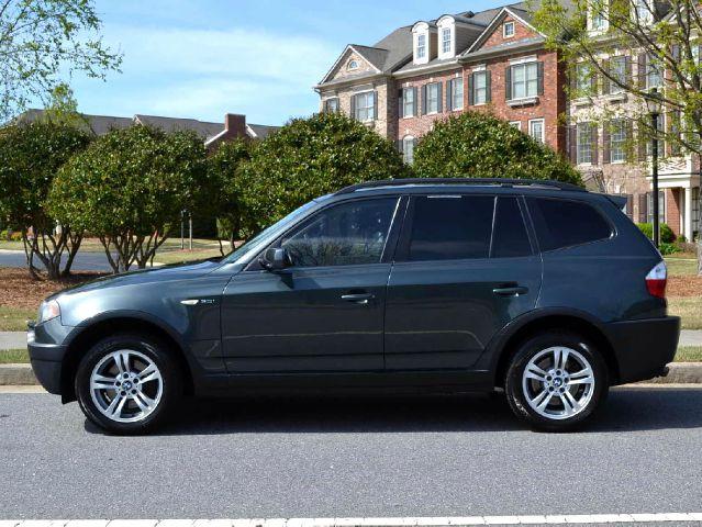 2004 BMW X3 L.T. 4-w.d. 5.3L
