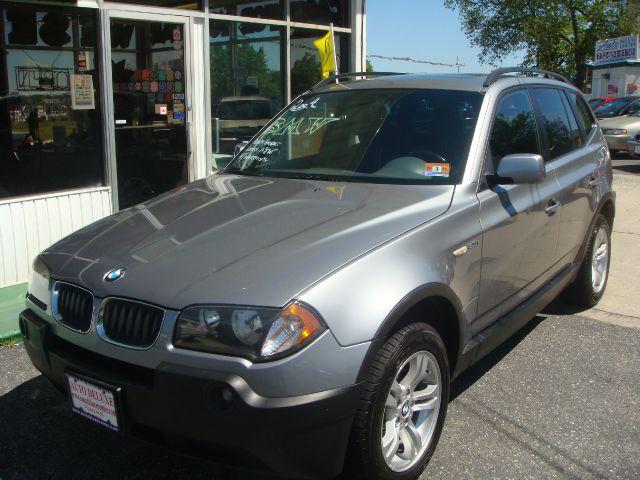 2004 BMW X3 Lightning