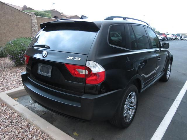 2005 BMW X3 Lightning