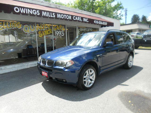 2006 BMW X3 L.T. 4-w.d. 5.3L