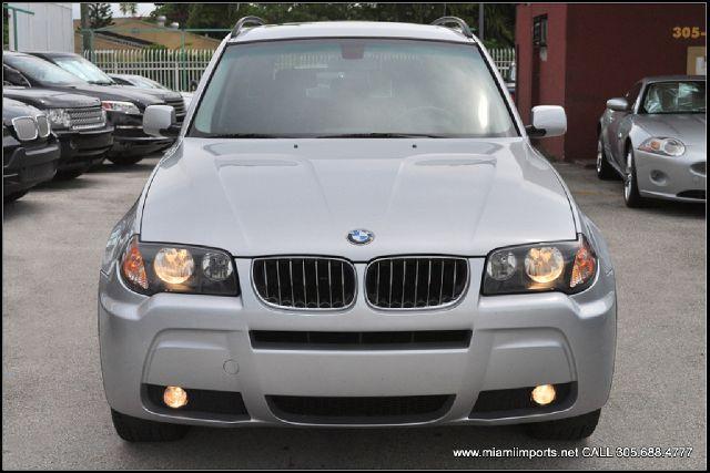 2006 BMW X3 Lightning