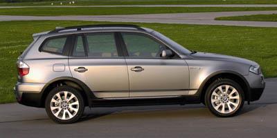 2007 BMW X3 Supercab 139 4WD