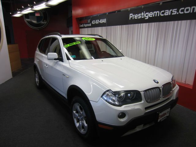 2008 BMW X3 4 DOOR CAB