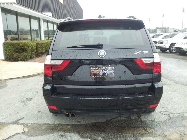 2008 BMW X3 4 DOOR CAB